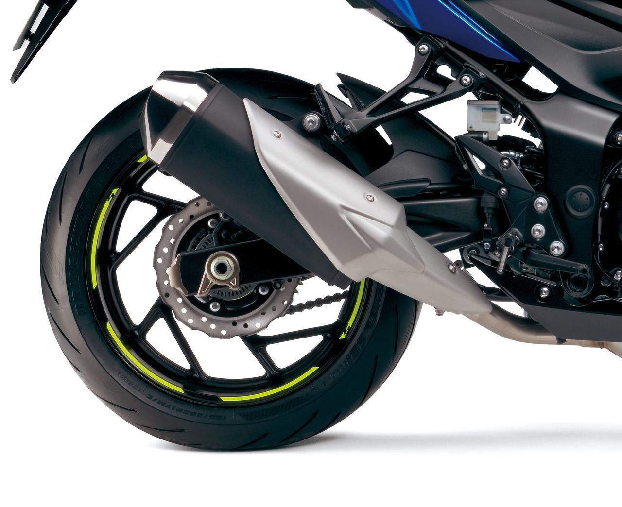 画像14: 【ライバル比較】ヤマハ「MT-09 ABS SP」|カワサキ「Z900」|スズキ「GSX-S750」
