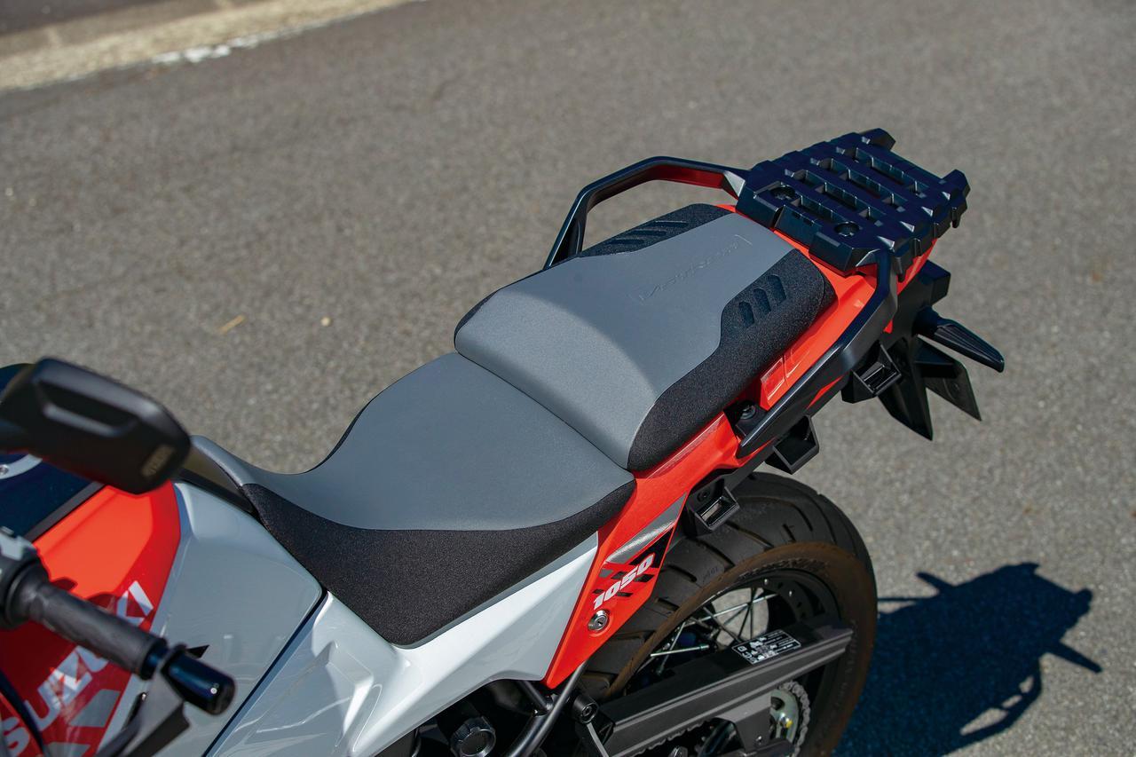 画像8: 【ライバル比較】ヤマハ「トレーサー9 GT」|BMW「F900XR」|スズキ「Vストローム1050XT」