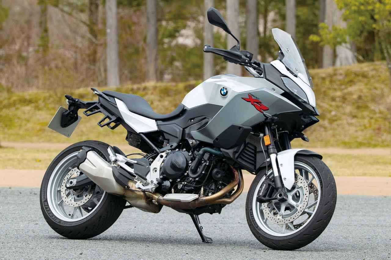 画像1: ヤマハ「トレーサー9 GT」・BMW「F900XR」・スズキ「Vストローム1050XT」|スタイリングチェック
