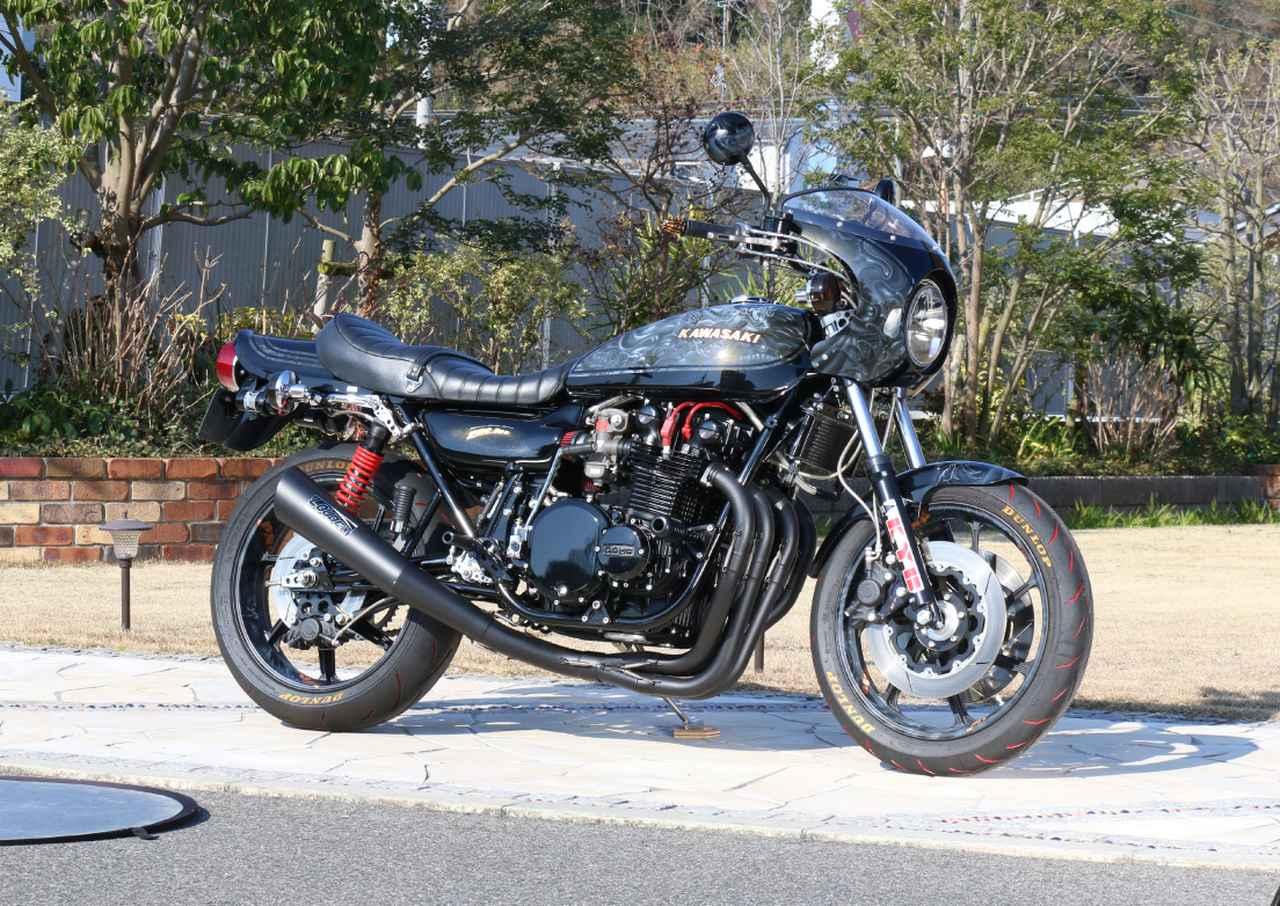 画像: カワサキZを中心としたバイクカスタムパーツのPMC