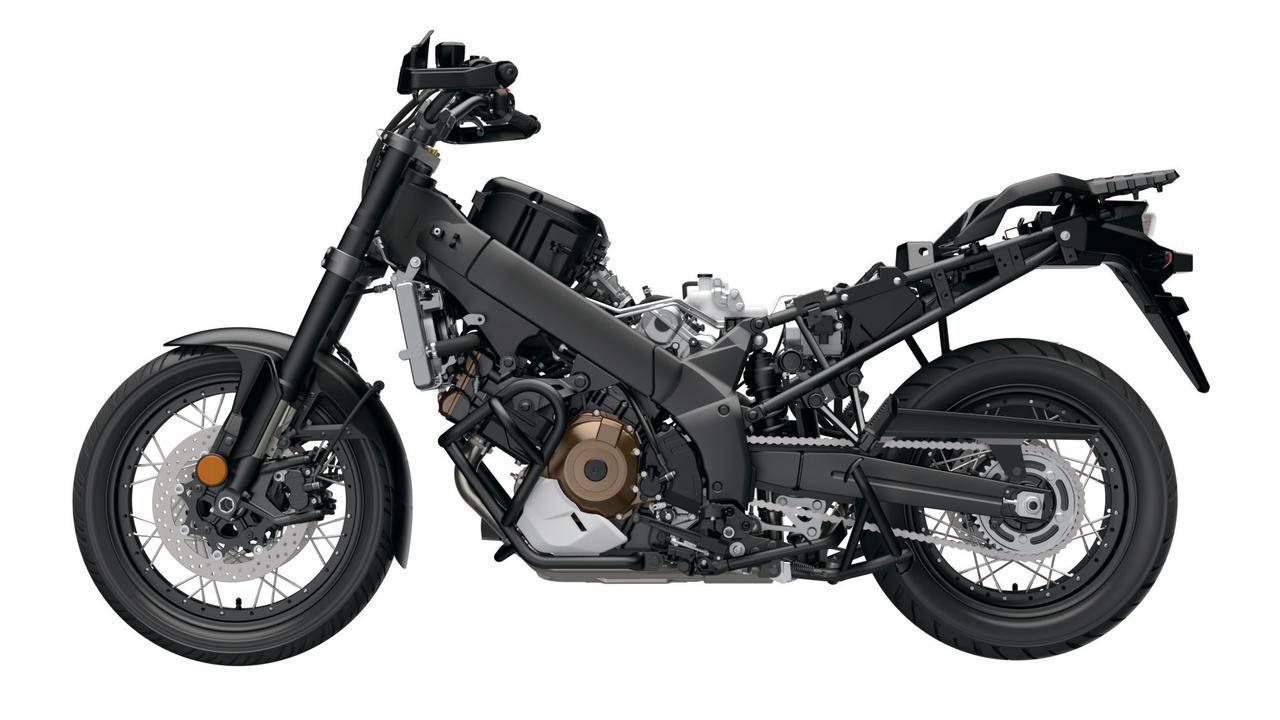 画像3: ヤマハ「トレーサー9 GT」・BMW「F900XR」・スズキ「Vストローム1050XT」|エンジン・フレームチェック