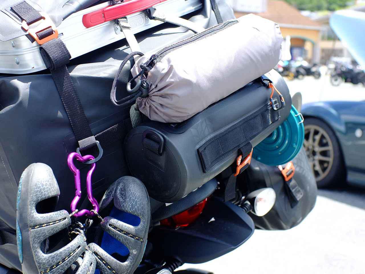 画像2: 車載工具は濡らさない! TPUウォータープルーフツールバッグ登場