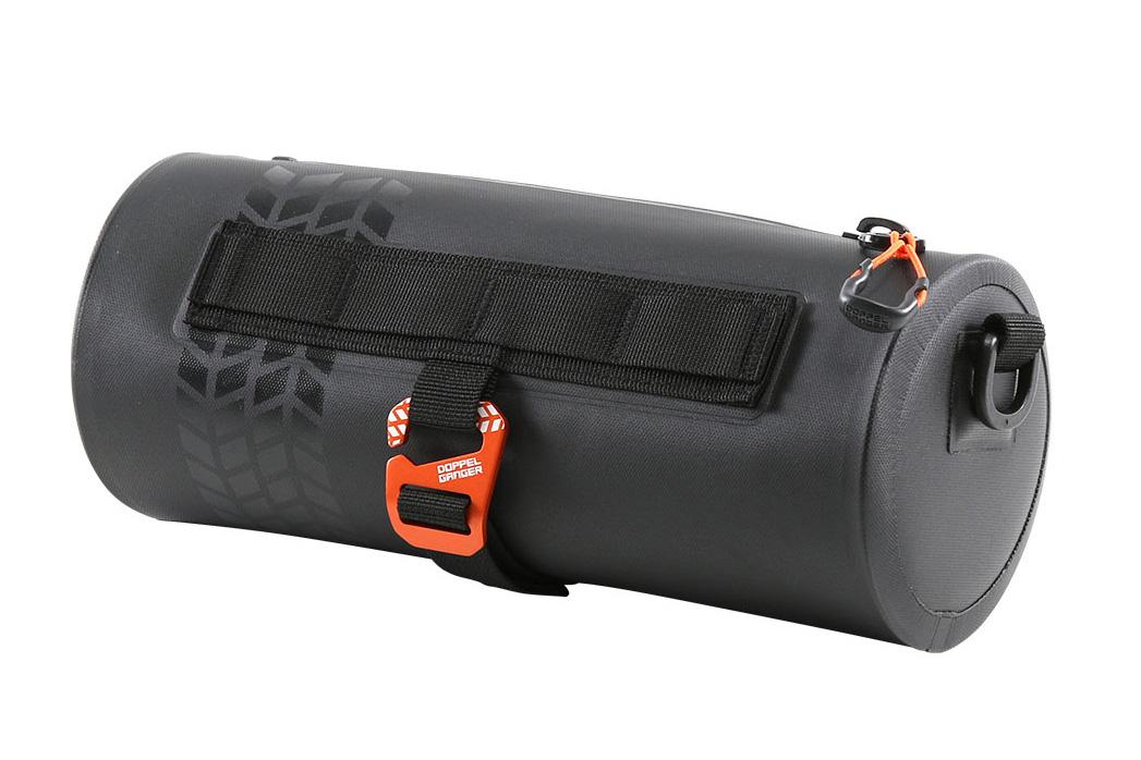 画像: DOPPEL GANGER TPU WATERPROOF TOOL BAG サイズ:W29×L12×H12cm 容量:3L 製品総重量:440g 税込価格:オープンプライス