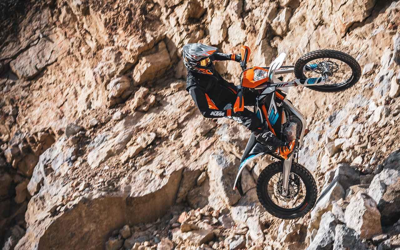 画像: KTM「FREERIDE E-XC/E-SX/E-SM」【世界の電動2輪車図鑑 Vol.17】 - webオートバイ