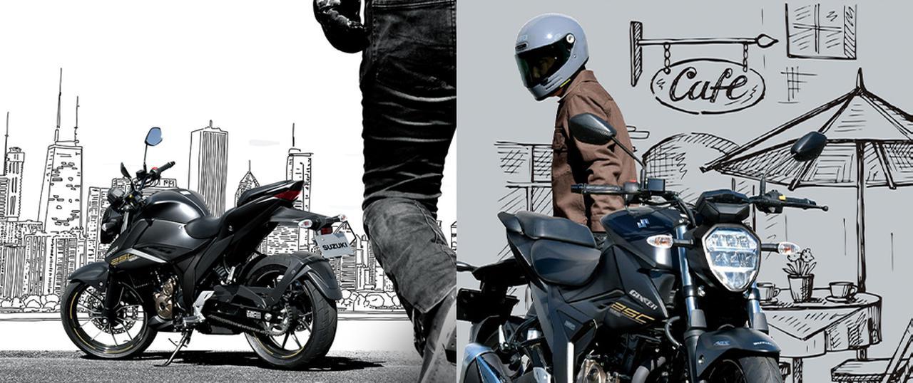 Images : 2番目の画像 - 【写真16枚】スズキ「ジクサー250」 - webオートバイ