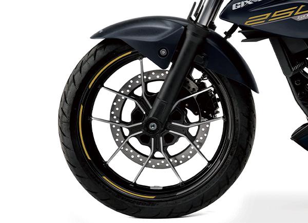 Images : 6番目の画像 - 【写真16枚】スズキ「ジクサー250」 - webオートバイ