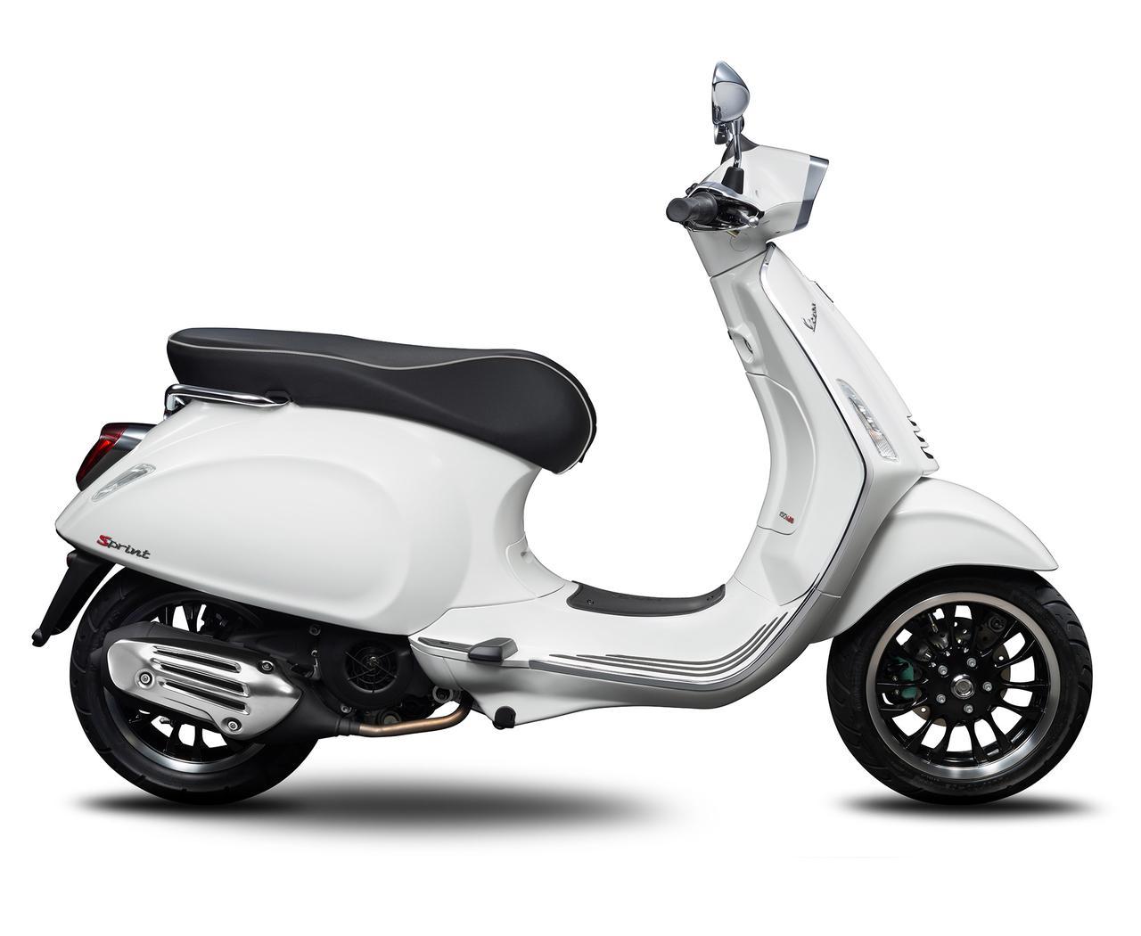 Images : 11番目の画像 - 【写真11枚】ベスパ「スプリント 150 ABS」 - webオートバイ