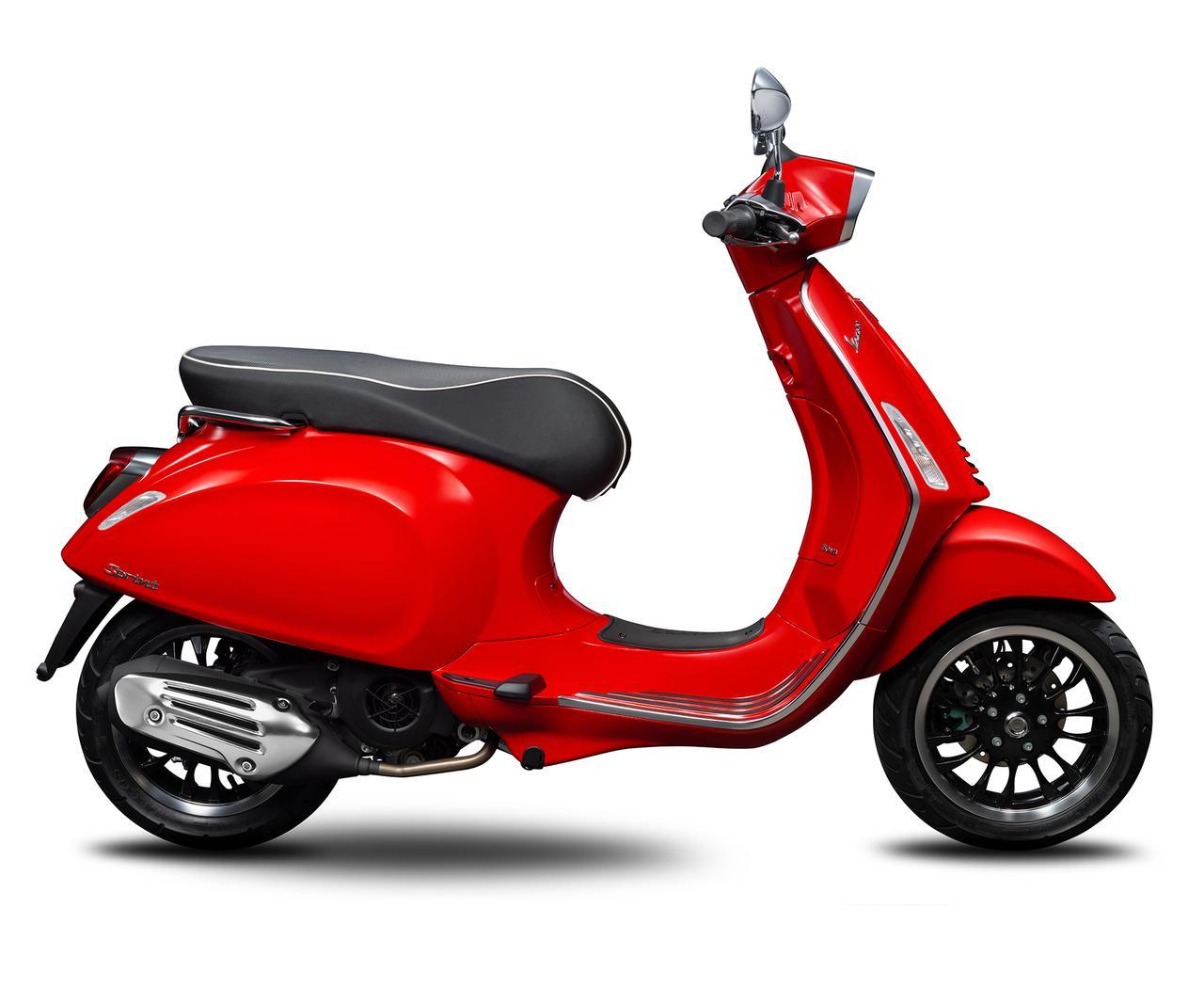 Images : 8番目の画像 - 【写真11枚】ベスパ「スプリント 150 ABS」 - webオートバイ