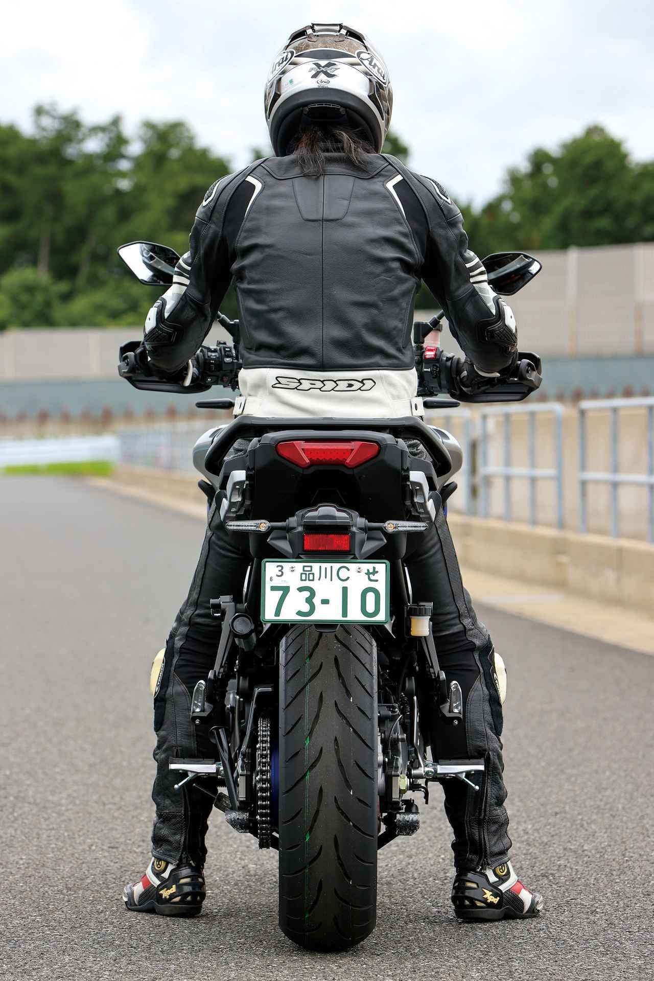 画像20: 【インプレ】ヤマハ「トレーサー9 GT ABS」を徹底解説|高速道路&ワインディングで分かった新型トレーサーの実力