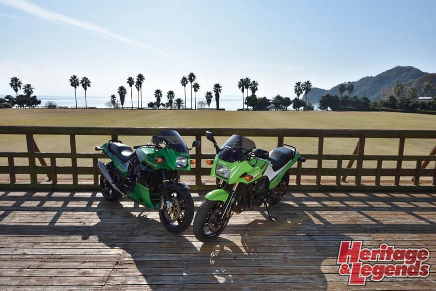 カスタムバイクツーリング! GPZ900Rで瀬戸内海の島々を巡る14
