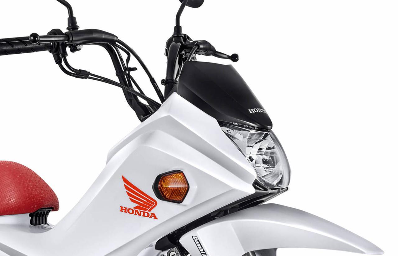 画像: ホンダ「POP110i」って何? ブラジル流のアンダーボーン・バイクが超個性的 - webオートバイ