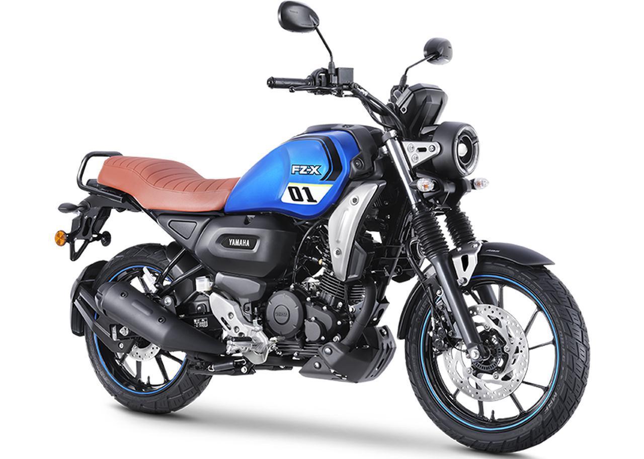 画像: アジアで人気の150ccクラスに注目の一台が新登場! ヤマハ「FZ-X」 - webオートバイ