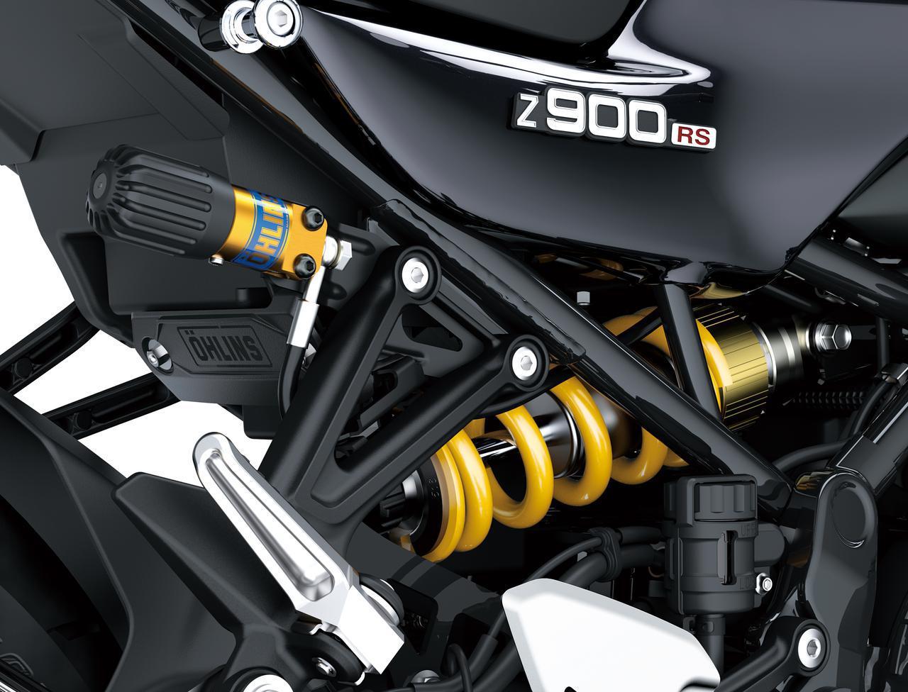 画像1: カワサキ「Z900RS SE」の特徴