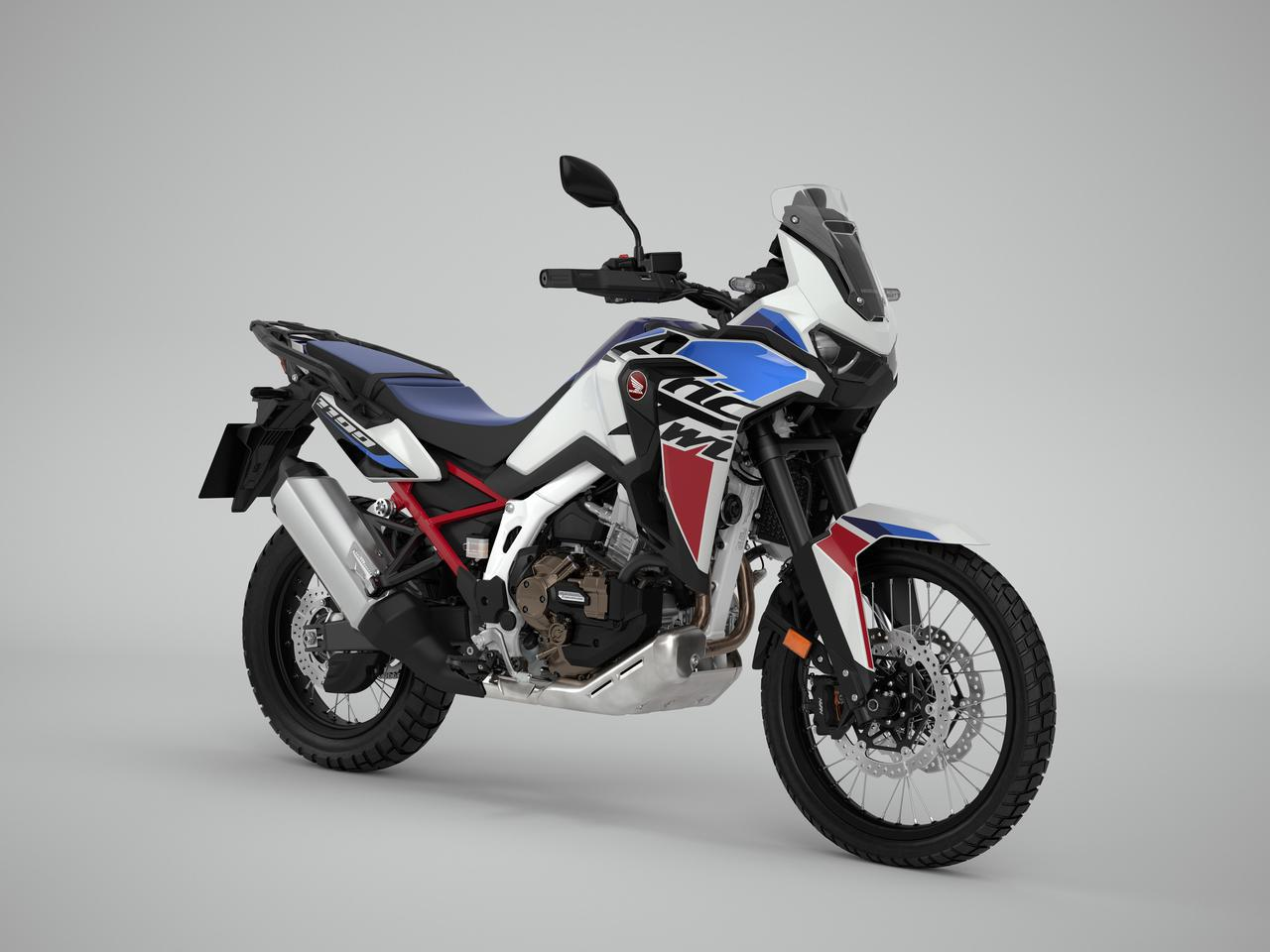 画像: Honda CRF1100L AFRICA TWIN 海外仕様・2022年モデル 総排気量:1084cc エンジン形式:水冷4ストOHC4バルブ並列2気筒 シート高:850/870mm 車両重量:226kg(DCT仕様・236kg)