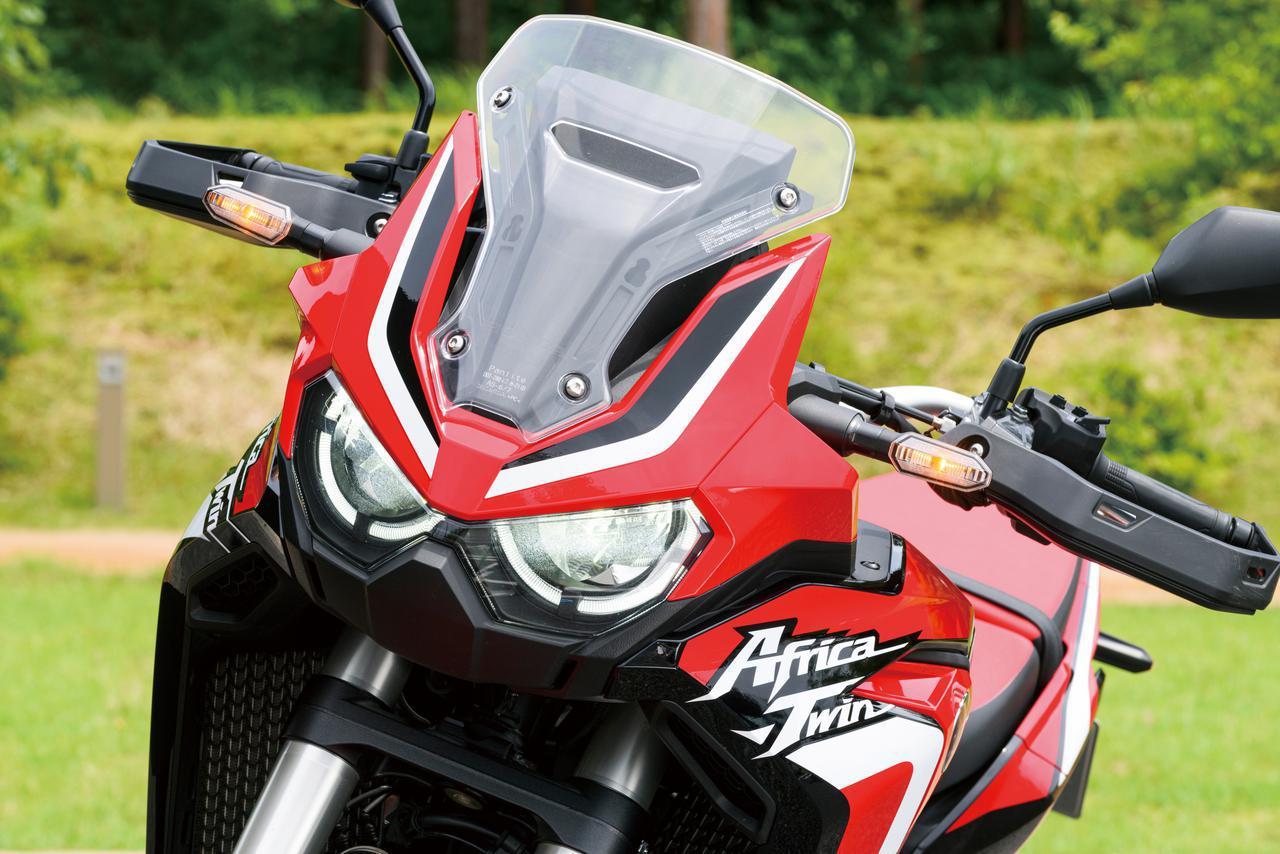 画像: 【インプレ】ホンダ「CRF1100L アフリカツイン」(2020年) - webオートバイ