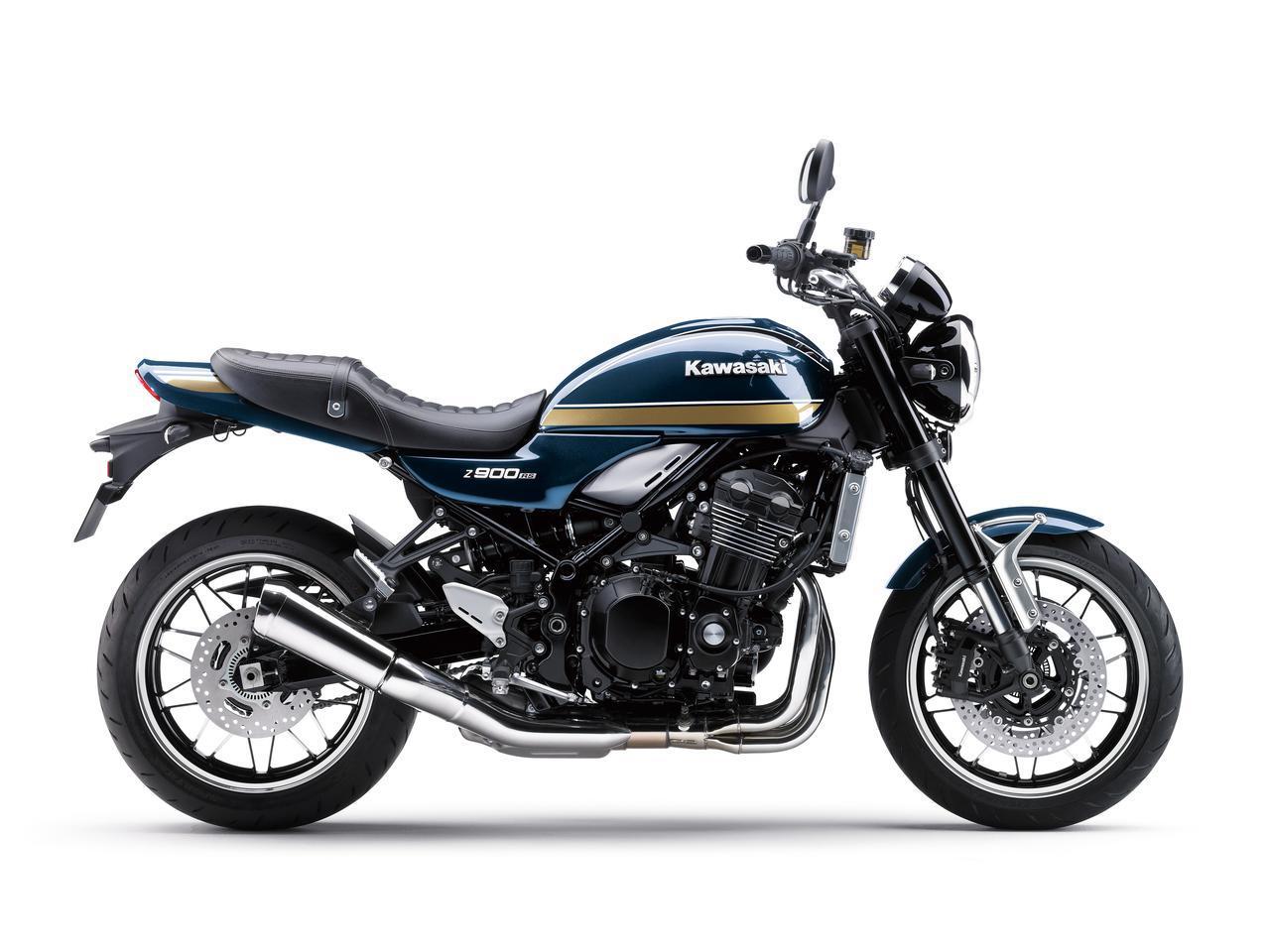 画像: カワサキ「Z900RS」&「Z900RSカフェ」国内仕様の2022年モデル情報 - webオートバイ