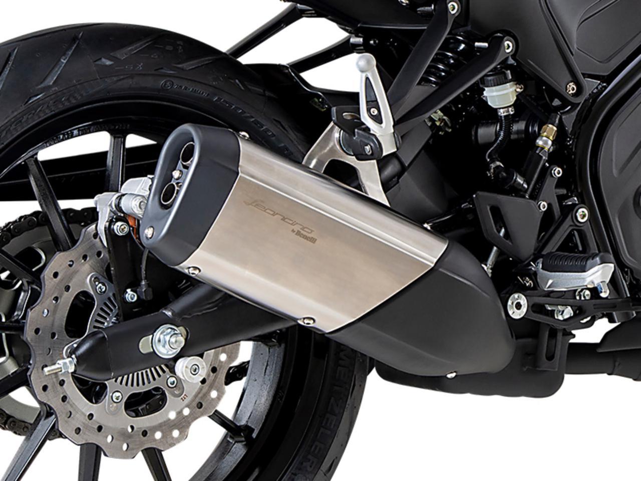 Images : 7番目の画像 - 【写真27枚】ベネリ「レオンチーノ250」 - webオートバイ