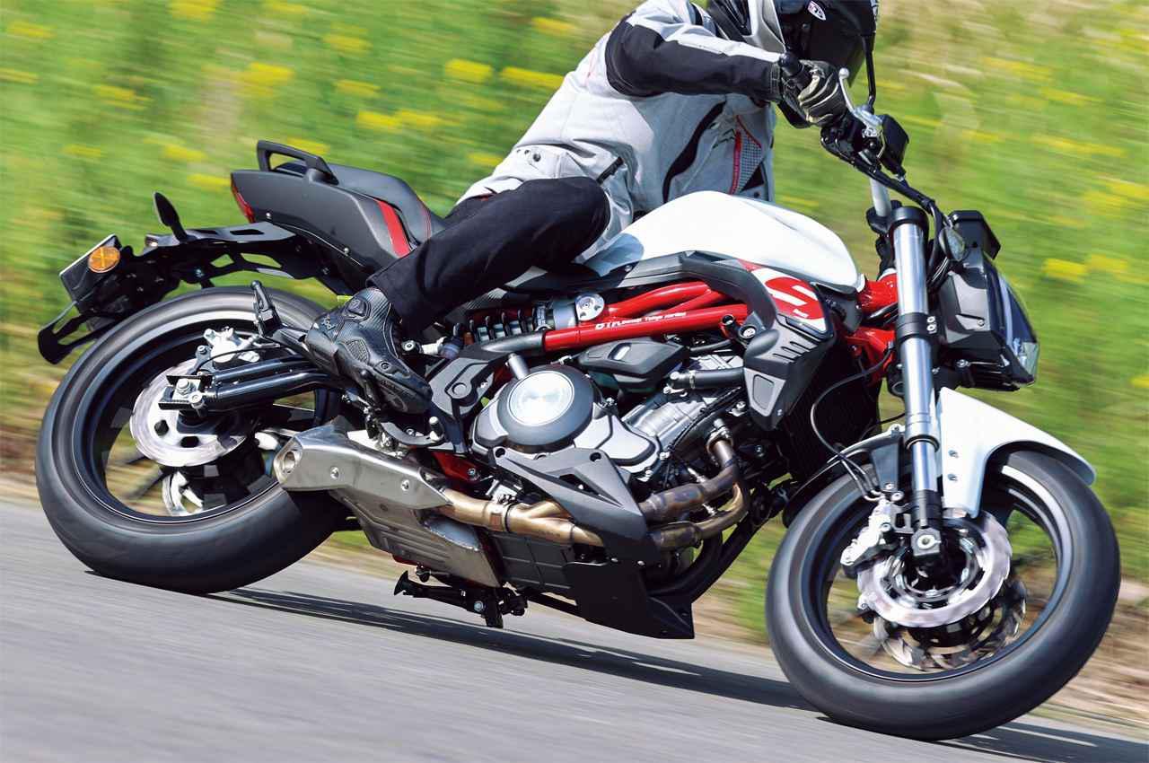 画像: 【インプレ】ベネリ「TNT249S」(2021年)- webオートバイ