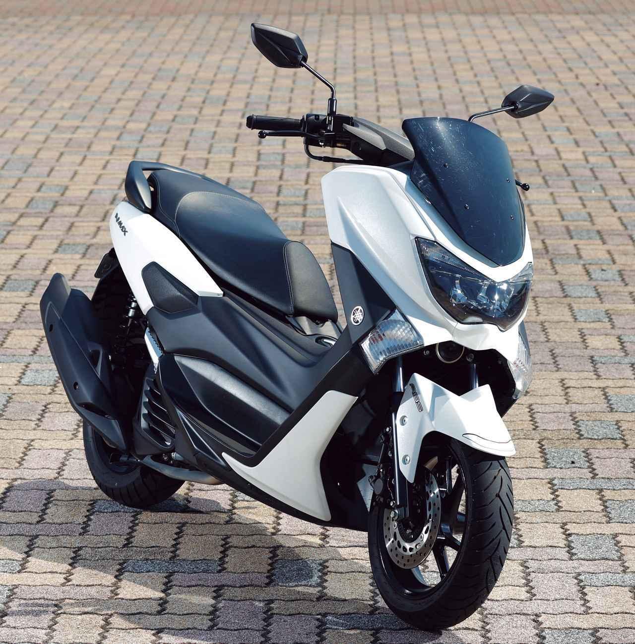 画像: 【インプレ】ヤマハ「NMAX」(125cc) - webオートバイ