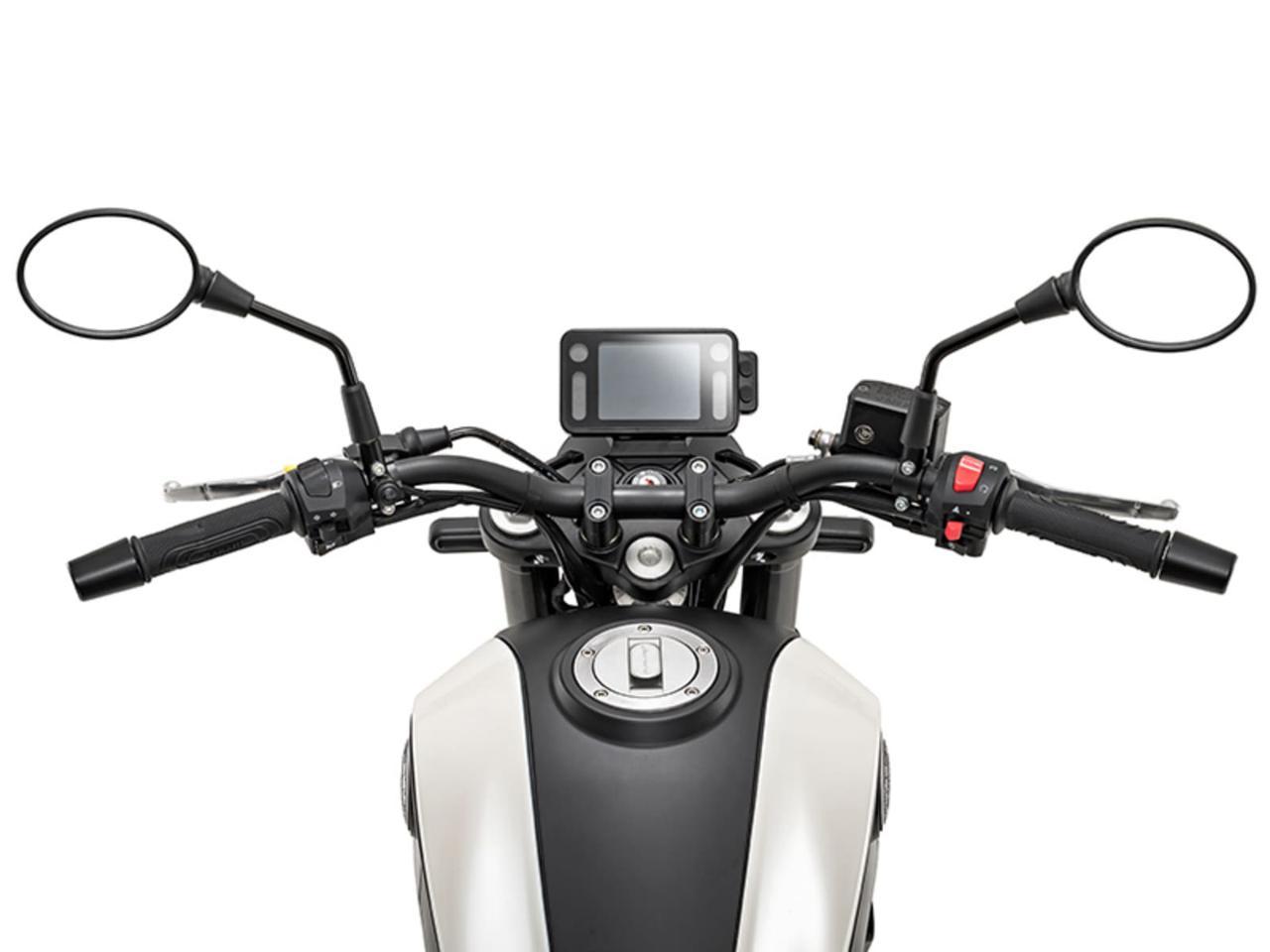 Images : 18番目の画像 - 【写真27枚】ベネリ「レオンチーノ250」 - webオートバイ