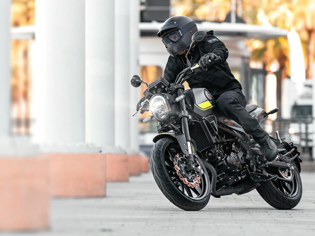 Images : 3番目の画像 - 【写真27枚】ベネリ「レオンチーノ250」 - webオートバイ