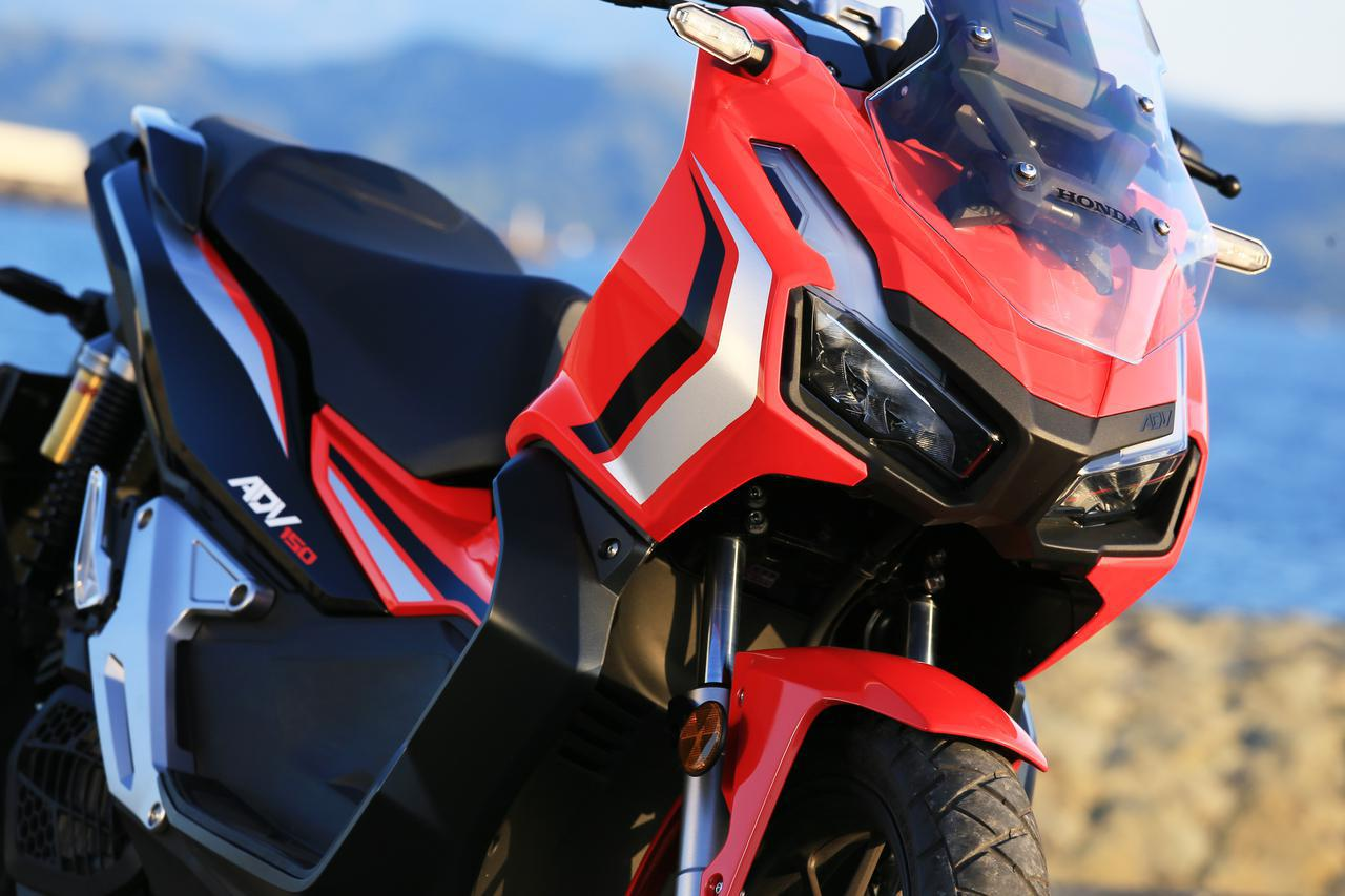 画像: 【インプレ】ホンダ「ADV150」 - webオートバイ