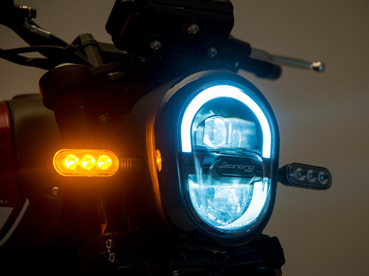 Images : 10番目の画像 - 【写真27枚】ベネリ「レオンチーノ250」 - webオートバイ