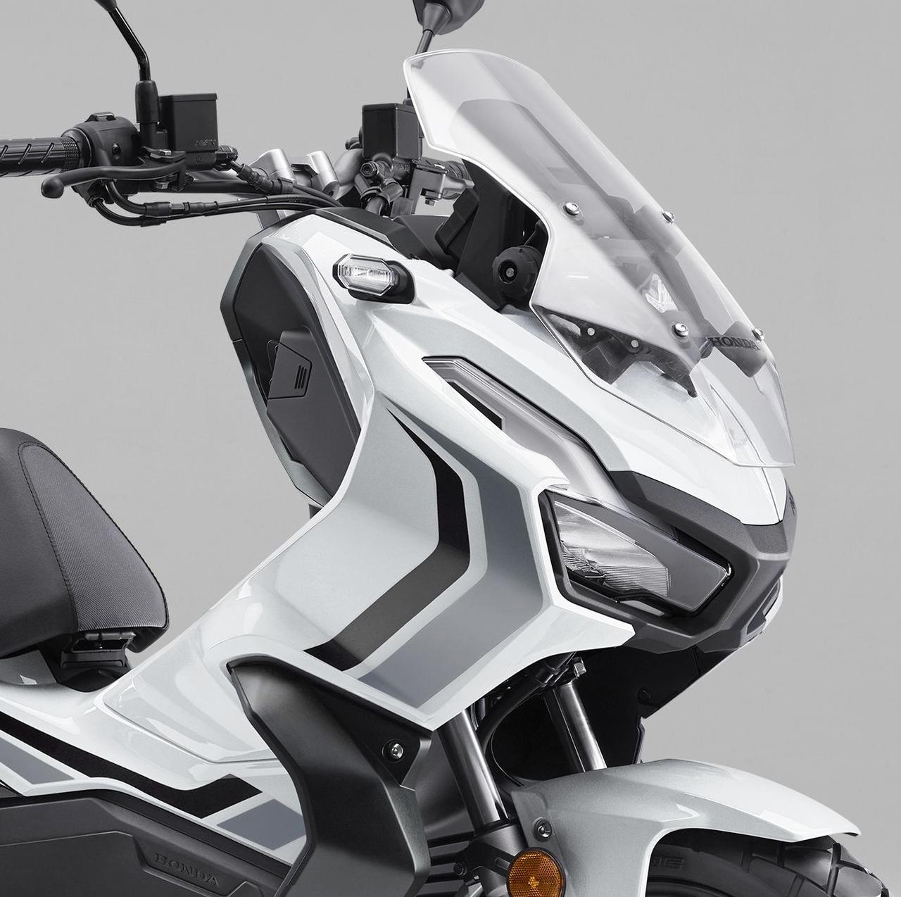 画像: 「ADV150」の限定カラー情報 - webオートバイ