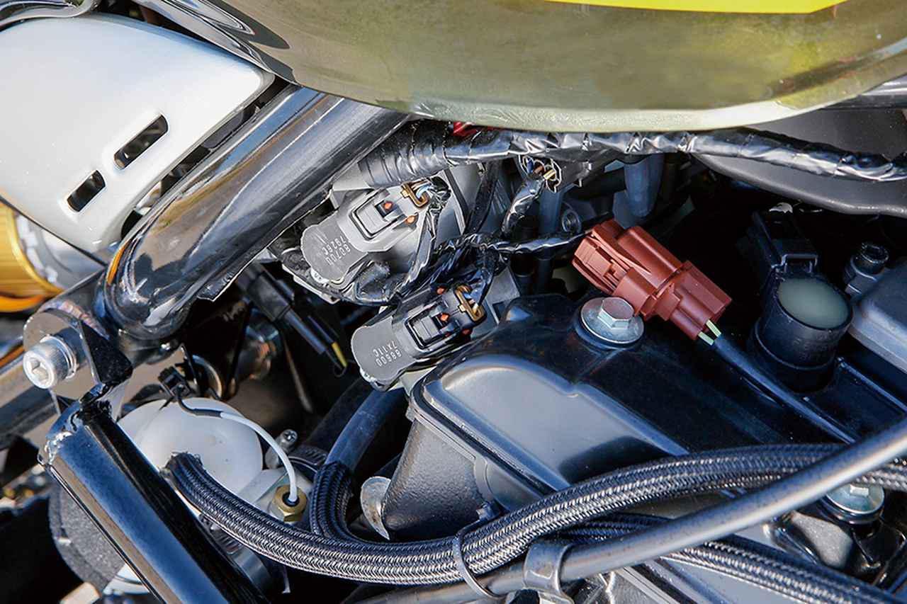 画像1: ウイリーZ1000CAFE(カワサキZ900RSカフェ)サーキットも楽しめるネイキッドをZX-10Rエンジンで提案【Heritage&Legends】