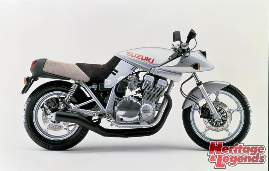スズキGSX1100S/750S(1982~2000)03