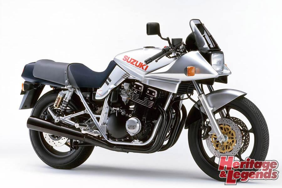 スズキGSX1100S/750S(1982~2000)12