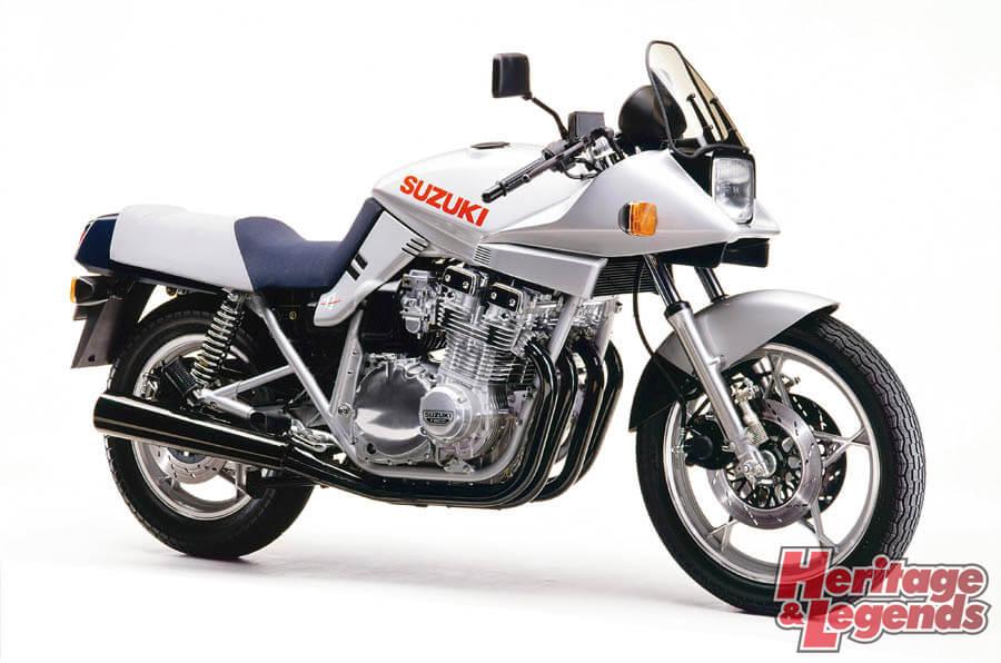 スズキGSX1100S/750S(1982~2000)04