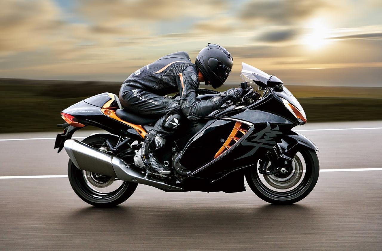 画像2: スズキは日本語車名のバイクを世界各地で展開する