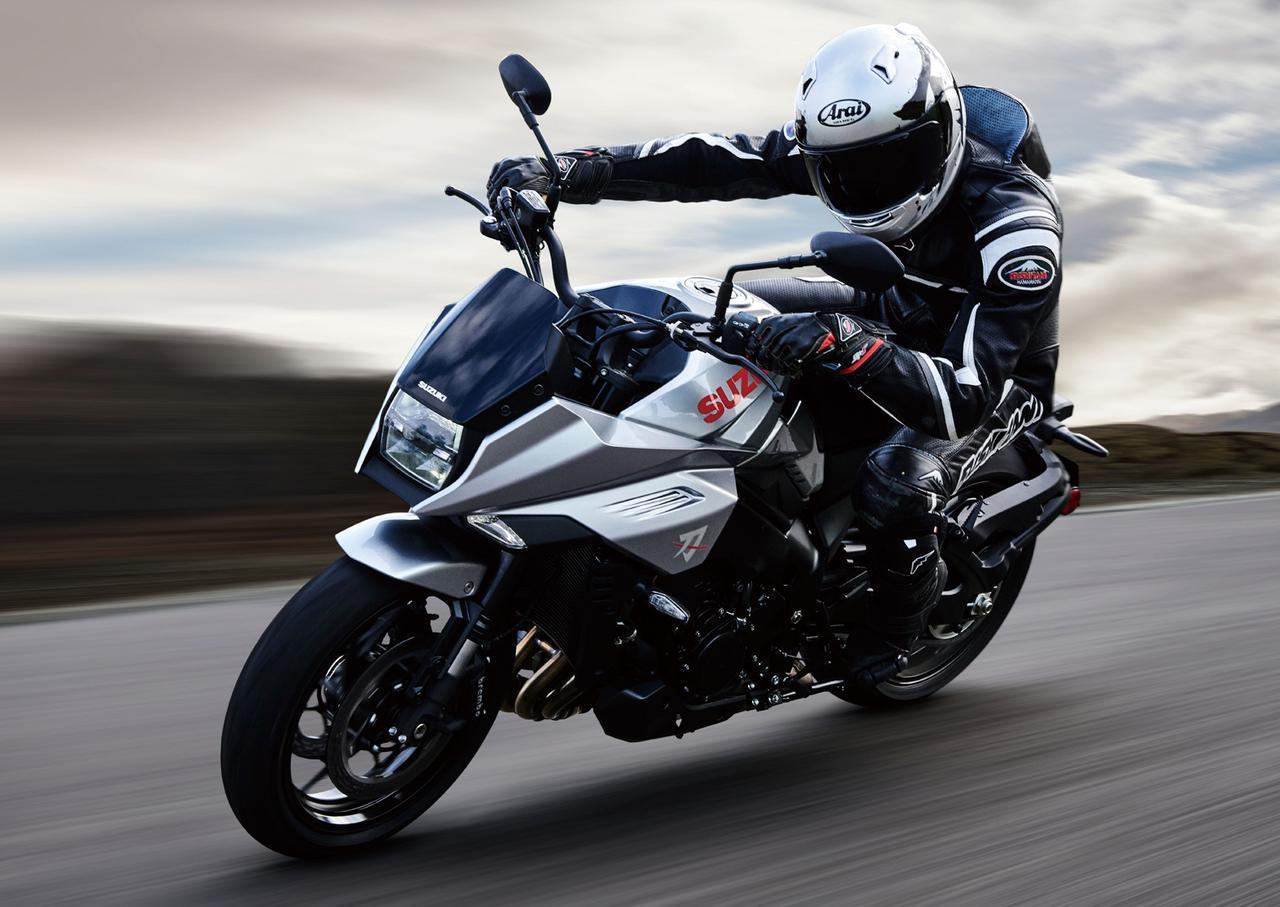 画像1: スズキは日本語車名のバイクを世界各地で展開する