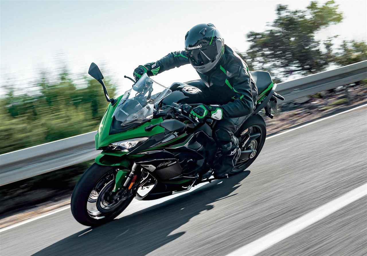 画像: カワサキ「Ninja 1000SX」海外仕様・2022年モデルの特徴