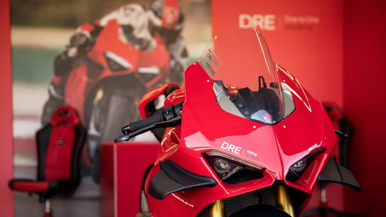 画像3: 「DRE レーストラック・アカデミー」を日本初開催