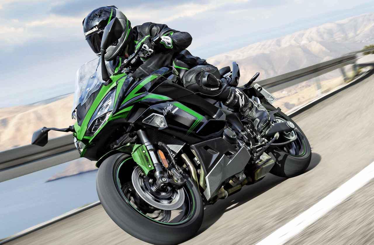 画像: カワサキ「Ninja 1000SX」国内2021年モデル情報 - webオートバイ