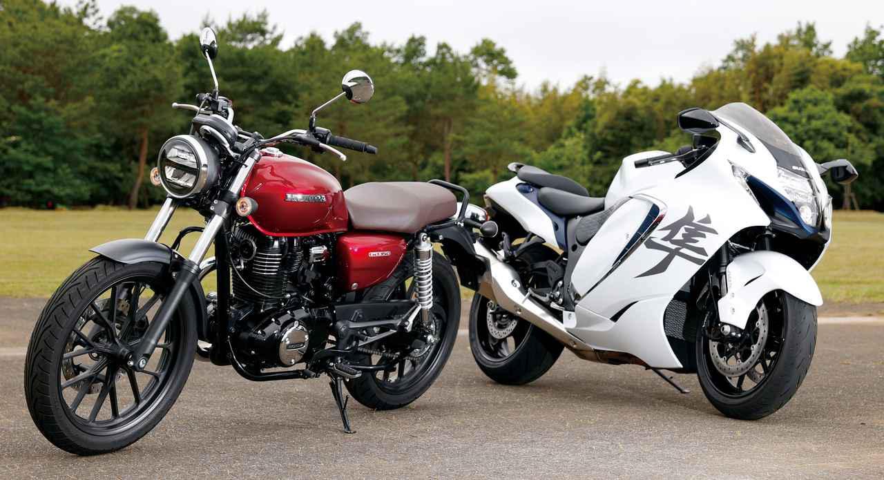 画像: チュートリアル福田充徳が選ぶ2021年のナンバーワン・バイク - webオートバイ