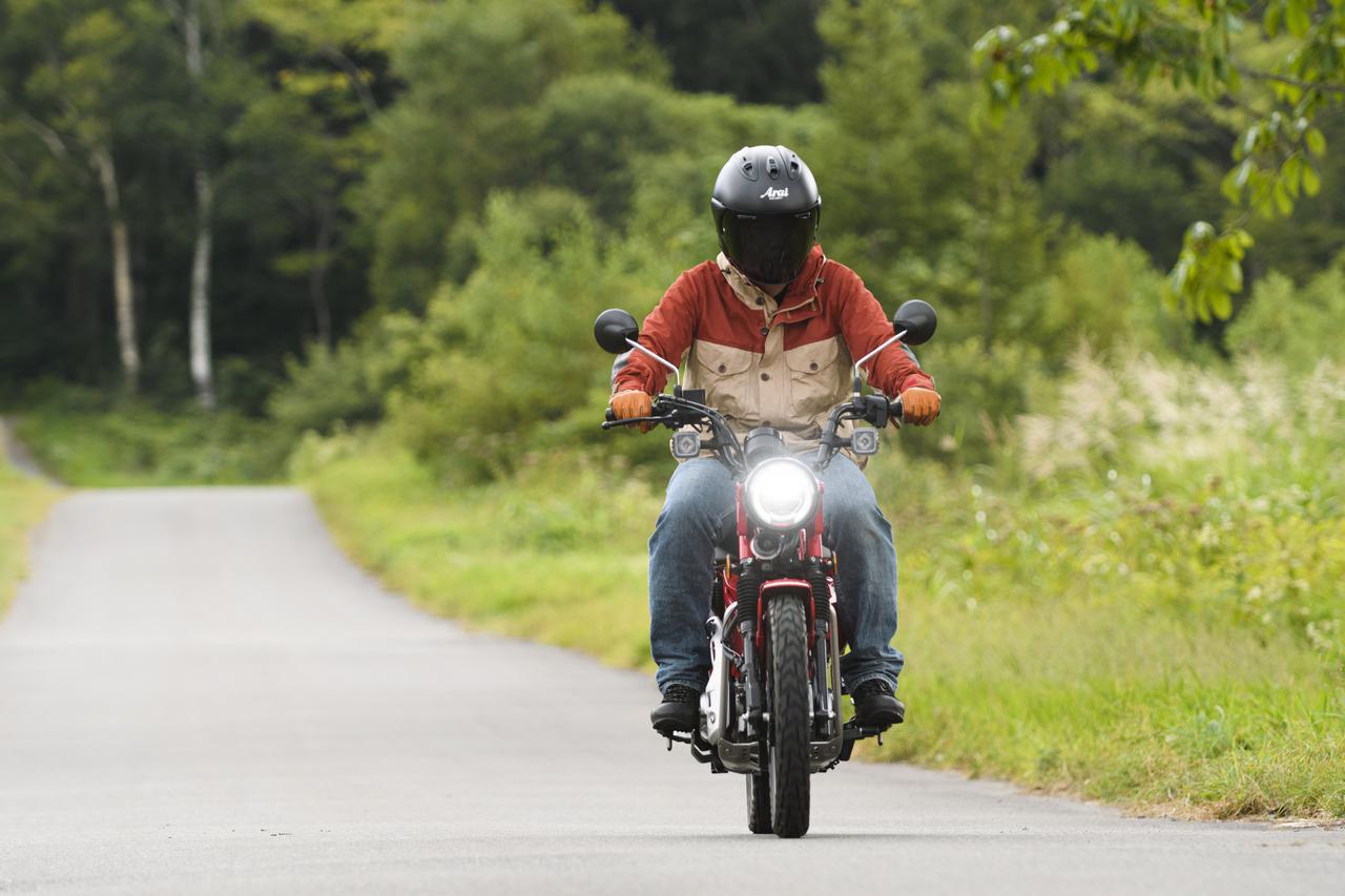 画像: 松川忍が選ぶ2021年のナンバーワン・バイク - webオートバイ