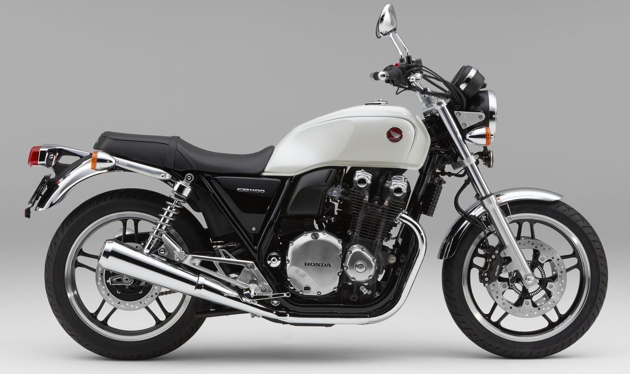 画像: Honda CB1100