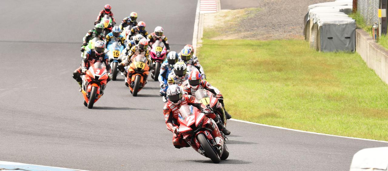 <全日本ロードレース> 3クラスチャンピオンは最終戦へ! ~最終戦は2週間後、オートポリスです!~