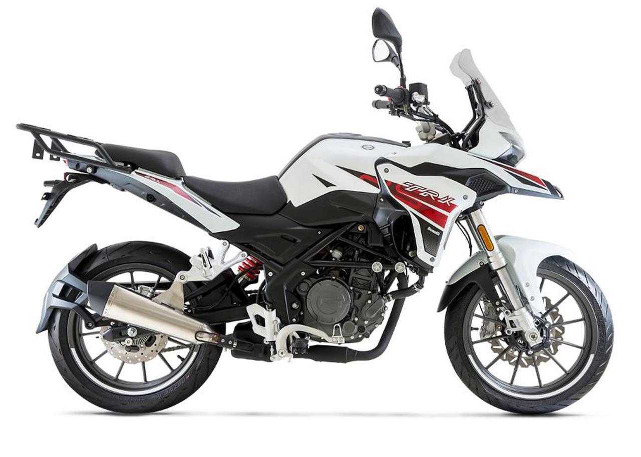 画像2: ベネリ「TRK251」【1分で読める 2021年に新車で購入可能な250ccバイク紹介】
