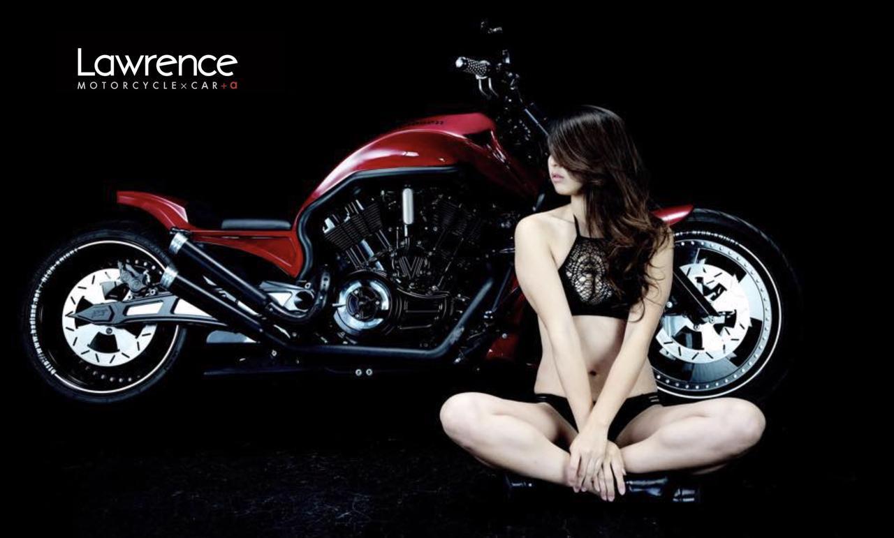画像: LAWRENCE - Motorcycle x Cars + α = Your Life.