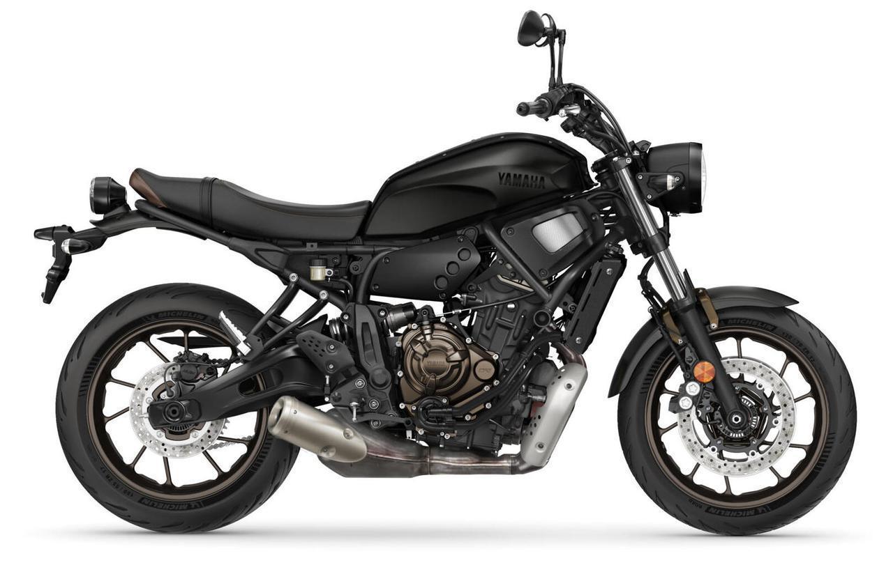 画像2: ヤマハ「XSR700」の2022年モデルが欧州で登場|排ガス規制対応の新スペックエンジンを搭載したヘリテイジスポーツ