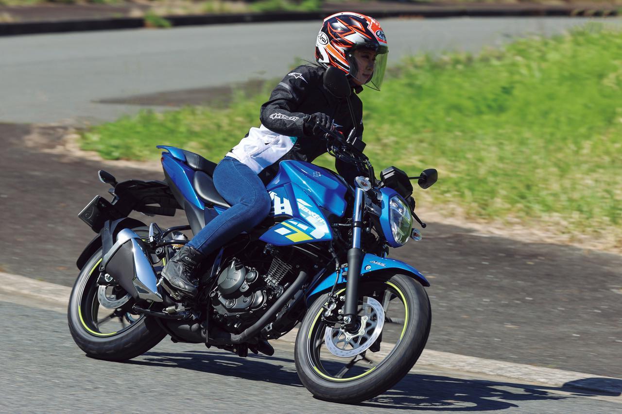 画像: 【インプレ】スズキ「ジクサー150」(2021年) - webオートバイ