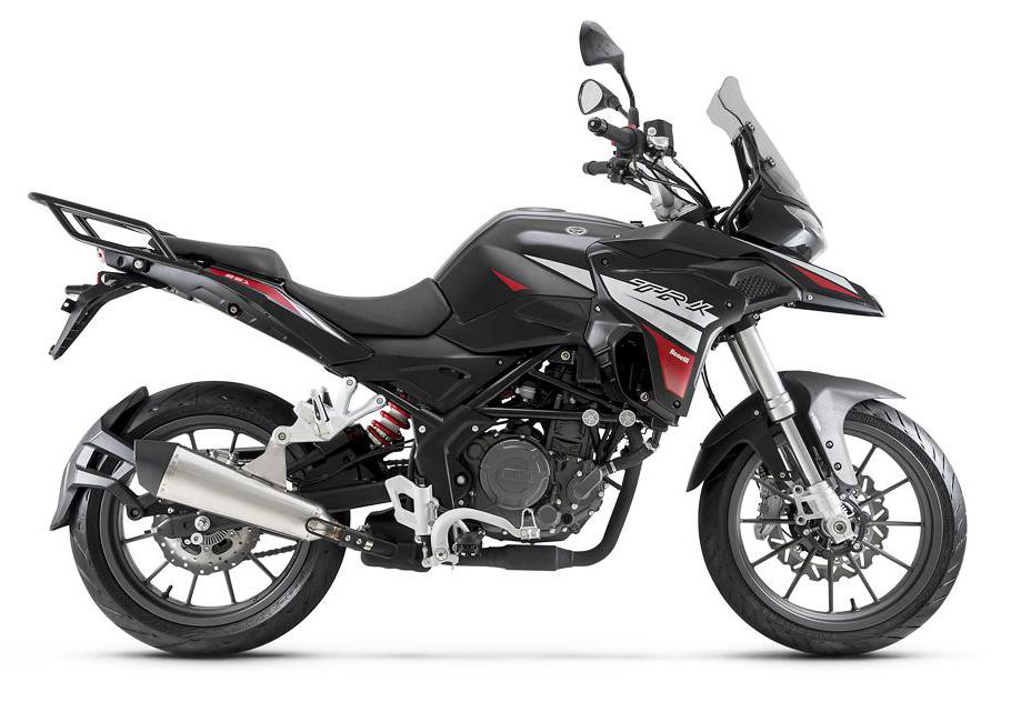 画像3: ベネリ「TRK251」【1分で読める 2021年に新車で購入可能な250ccバイク紹介】