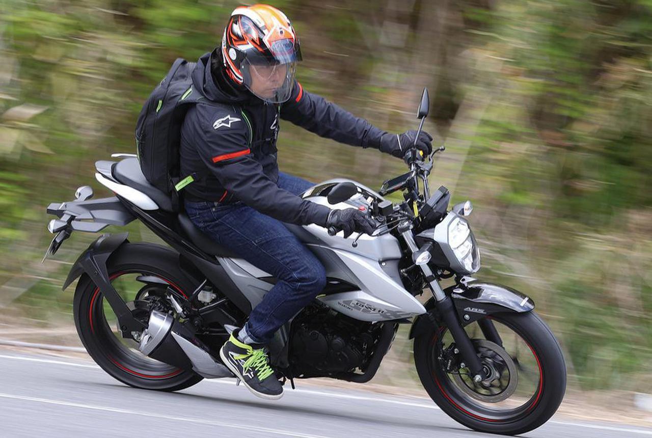 画像: 150ccバイクのメリットとは? スズキ「ジクサー150」ツーリング・インプレ - webオートバイ