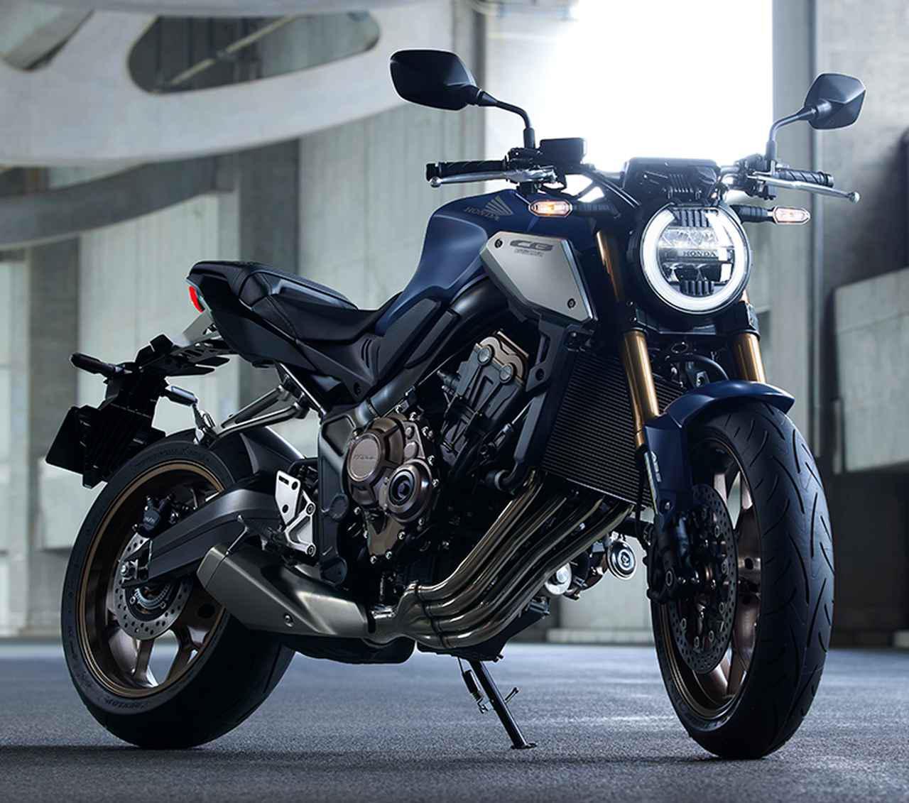 画像: ホンダ「CB650R」新型2021年モデル情報 - webオートバイ