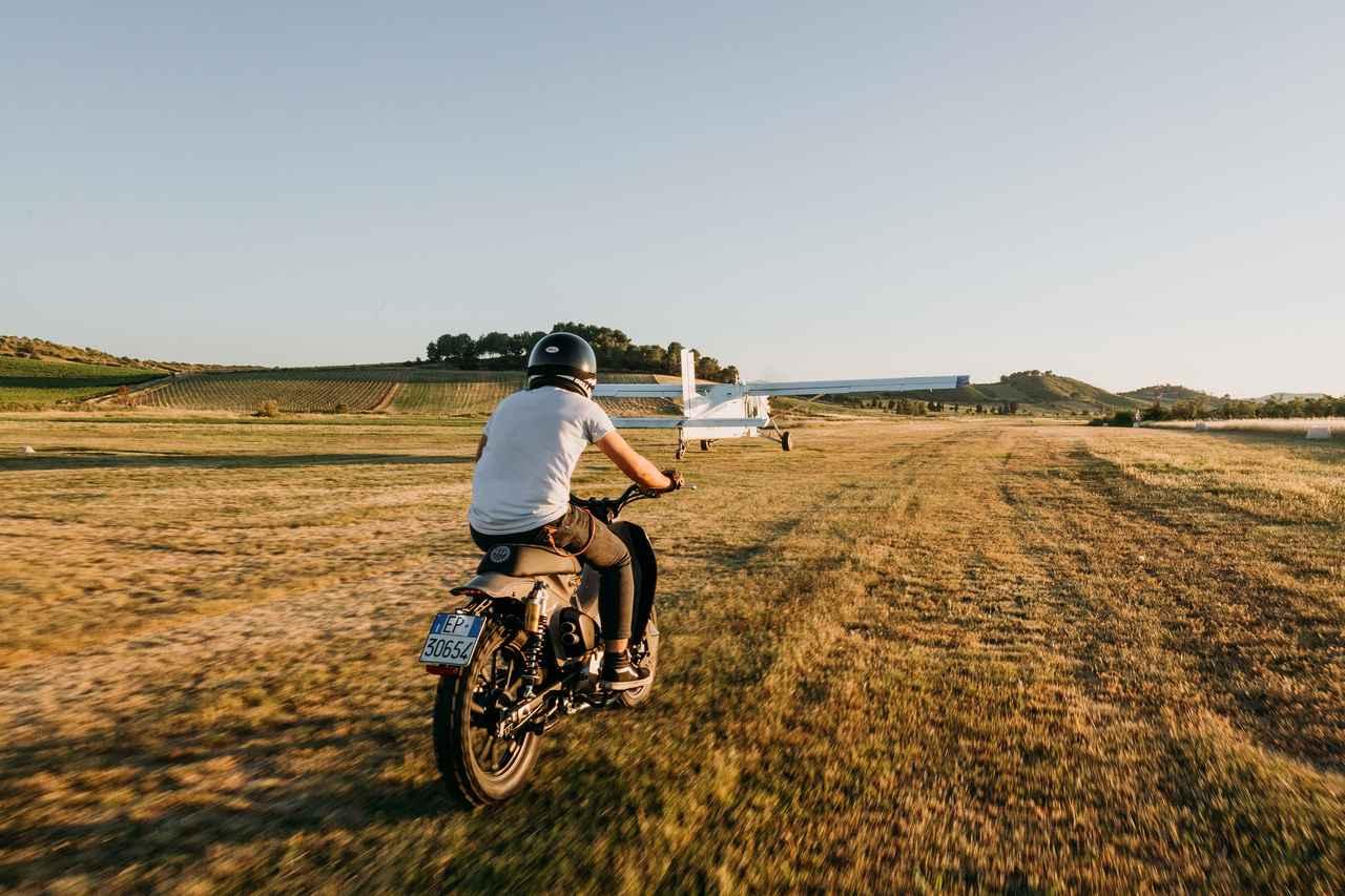 Images : 16番目の画像 - 【写真25枚】スーパーカブ125X - webオートバイ