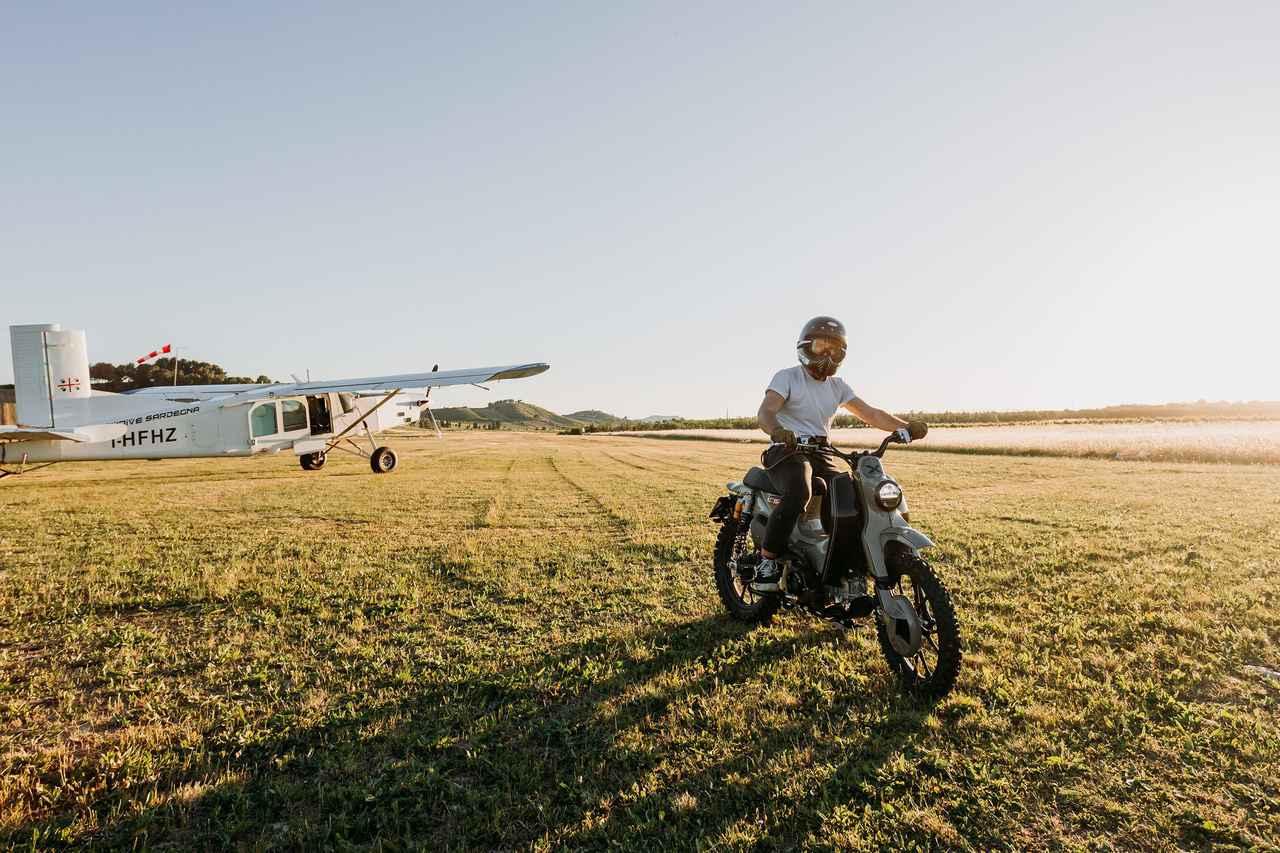 Images : 12番目の画像 - 【写真25枚】スーパーカブ125X - webオートバイ